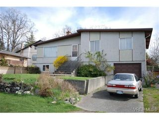 Photo 20: 4211 Panorama Dr in VICTORIA: SE High Quadra House for sale (Saanich East)  : MLS®# 666369