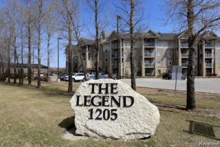 Photo 1: 209 1205 St Anne's Road in Winnipeg: River Park South Condominium for sale (2F)  : MLS®# 1818357