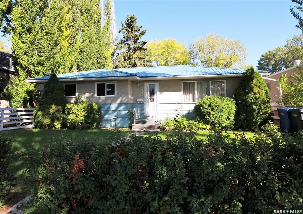 Main Photo: 1462 106th Street in North Battleford: Sapp Valley Residential for sale : MLS®# SK870769