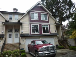 """Photo 1: 6 46608 YALE Road in Chilliwack: Chilliwack E Young-Yale Townhouse for sale in """"THORNBERRY LANE"""" : MLS®# R2114763"""