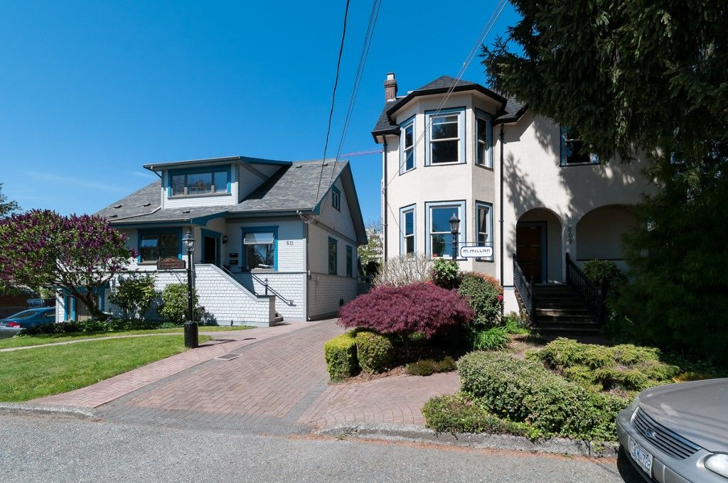 "Main Photo: 609 BENT CT in New Westminster: Uptown NW House for sale in ""UPTOWN"" : MLS®# V1005805"