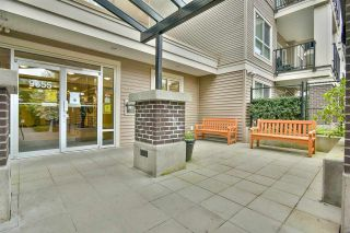 Photo 2: 123 9655 KING GEORGE Boulevard in Surrey: Whalley Condo for sale (North Surrey)  : MLS®# R2573402