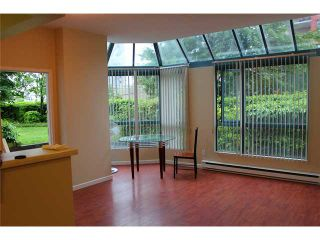 Photo 2: # 103 838 AGNES ST in New Westminster: Downtown NW Condo for sale : MLS®# V1051021