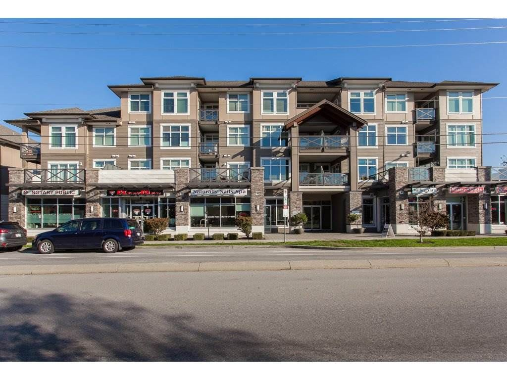 "Main Photo: 355 6758 188 Street in Surrey: Clayton Condo for sale in ""CALERA AT CLAYTON VILLAGE"" (Cloverdale)  : MLS®# R2217606"