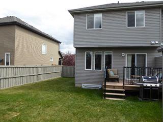 Photo 29: 3814 Whitelaw Place NW in Edmonton: Zone 56 House Half Duplex for sale : MLS®# E4253559