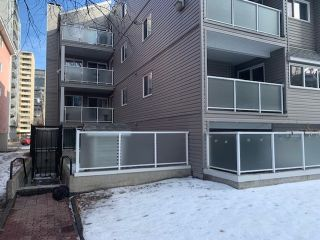Main Photo: 101 10139 117 Street in Edmonton: Zone 12 Condo for sale : MLS®# E4230835
