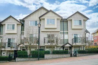 "Photo 1: 209 3888 NORFOLK Street in Burnaby: Central BN Townhouse for sale in ""PARKSIDE GREENE"" (Burnaby North)  : MLS®# R2561970"