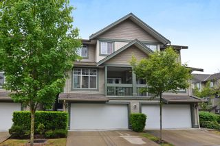 """Photo 1: 65 6050 166TH Street in Surrey: Cloverdale BC Townhouse for sale in """"WESTFIELD"""" (Cloverdale)  : MLS®# F1442230"""
