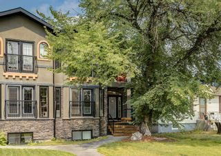 Main Photo: 2612 3 Avenue NW in Calgary: West Hillhurst Semi Detached for sale : MLS®# A1134068