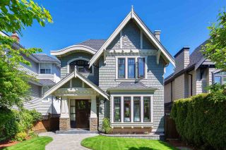 Main Photo: 4509 W 8TH Avenue in Vancouver: Point Grey House for sale (Vancouver West)  : MLS®# R2588324