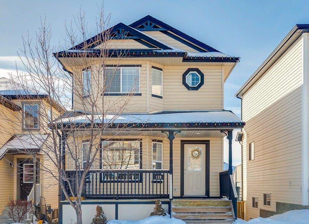 Main Photo: 119 COVEPARK Drive NE in Calgary: Coventry Hills House for sale : MLS®# C4166546