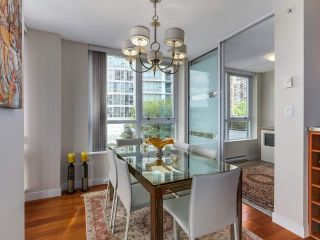 """Photo 10: 502 1495 RICHARDS Street in Vancouver: Yaletown Condo for sale in """"Yaletown"""" (Vancouver West)  : MLS®# R2264375"""