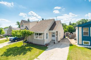 Photo 1: 50 Lechman Place in Winnipeg: River Park South House for sale (2F)  : MLS®# 202014425
