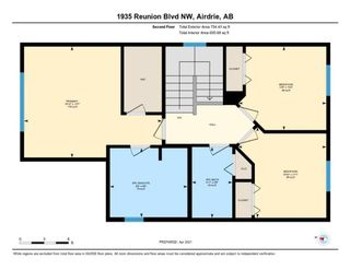 Photo 30: 1935 Reunion Boulevard NW: Airdrie Detached for sale : MLS®# A1090988