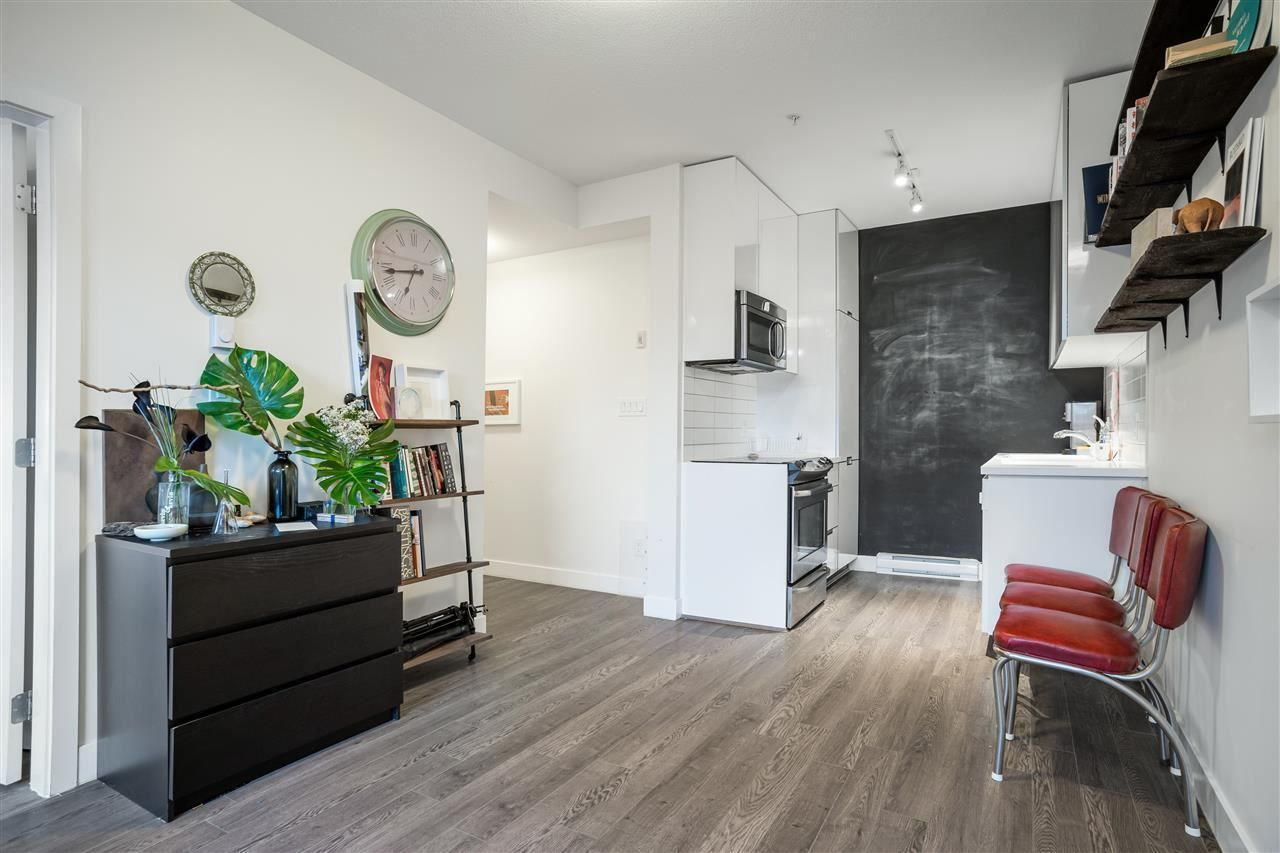 """Main Photo: 201 138 E HASTINGS Street in Vancouver: Downtown VE Condo for sale in """"SEQUEL 138"""" (Vancouver East)  : MLS®# R2620123"""
