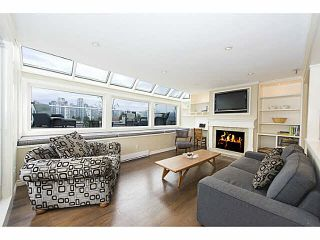 """Photo 2: A2 1100 W 6TH Avenue in Vancouver: Fairview VW Townhouse for sale in """"FAIRVIEW PLACE"""" (Vancouver West)  : MLS®# V1094784"""