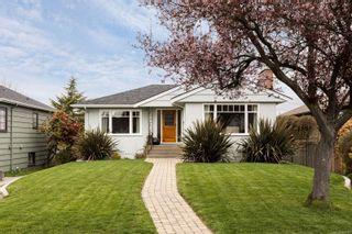 Photo 2: 2664 Dunlevy St in : OB Estevan House for sale (Oak Bay)  : MLS®# 872097