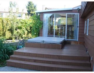 """Photo 4: 8271 OSGOODE Drive in RICHMOND: Saunders House for sale in """"SAUNDERS"""" (Richmond)  : MLS®# V782671"""