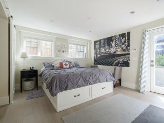 Photo 13: 2348 W 8TH AVENUE in Vancouver: Kitsilano Townhouse for sale (Vancouver West)  : MLS®# R2247812