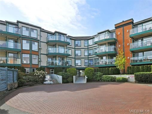 Main Photo: 204 898 Vernon Ave in VICTORIA: SE Swan Lake Condo for sale (Saanich East)  : MLS®# 753154