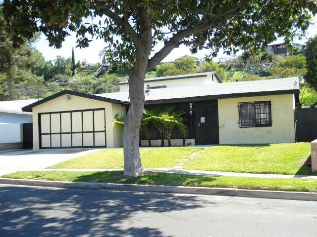 Main Photo: CITY HEIGHTS House for sale : 5 bedrooms : 5310 Auburn in San Diego