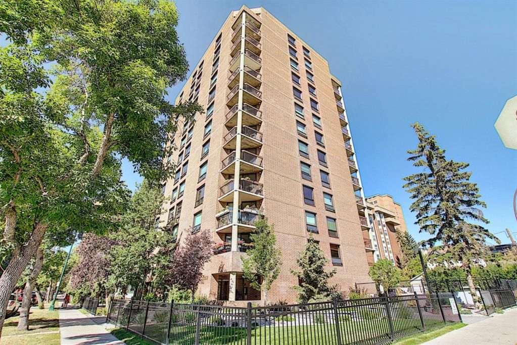 Main Photo: 430 1304 15 Avenue SW in Calgary: Beltline Apartment for sale : MLS®# A1114460