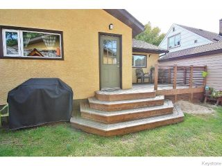 Photo 19: 589 Gareau Street in WINNIPEG: St Boniface Residential for sale (South East Winnipeg)  : MLS®# 1525303