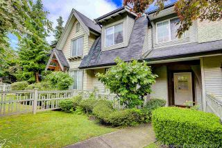 """Photo 1: 58 8415 CUMBERLAND Place in Burnaby: The Crest Townhouse for sale in """"ASHCOMBE"""" (Burnaby East)  : MLS®# R2179121"""