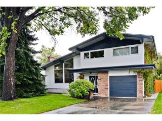 Photo 1: 2307 LANCING Avenue SW in Calgary: North Glenmore House for sale : MLS®# C4039562
