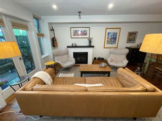 """Photo 7: 3685 W 12TH Avenue in Vancouver: Kitsilano Townhouse for sale in """"TWENTY ON THE PARK"""" (Vancouver West)  : MLS®# R2622614"""