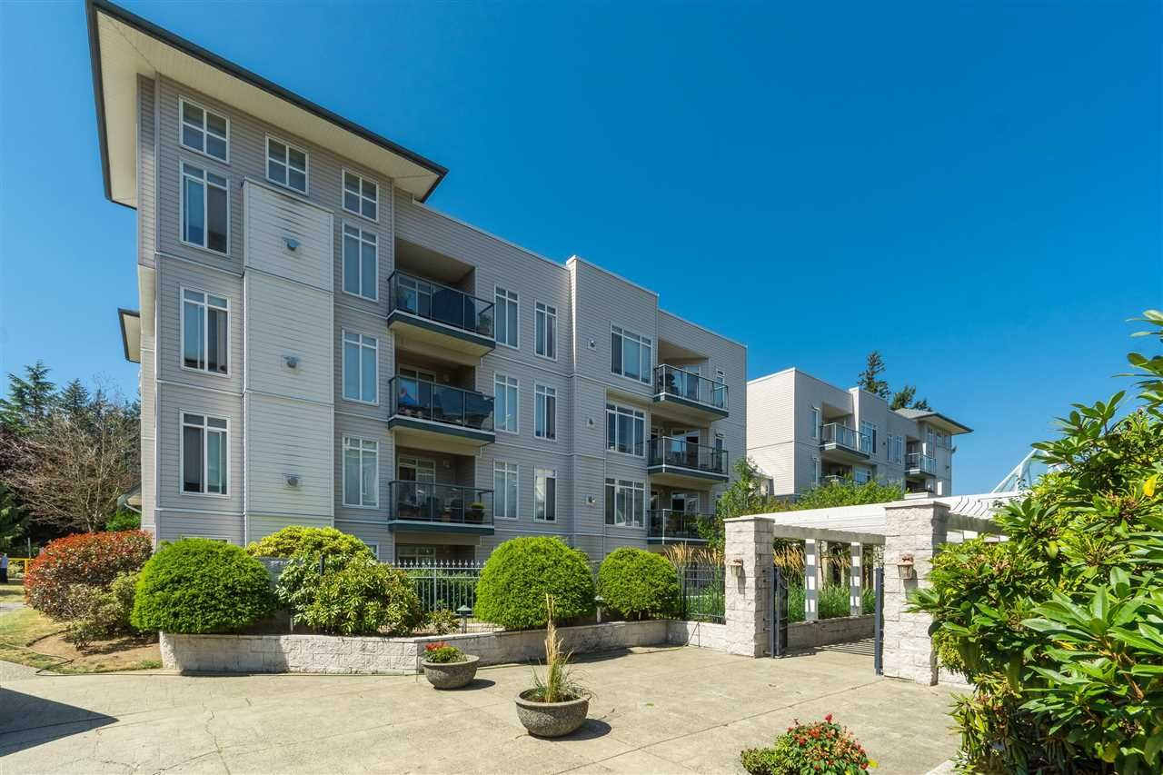 """Main Photo: 101 32075 GEORGE FERGUSON Way in Abbotsford: Abbotsford West Condo for sale in """"Arbour Court"""" : MLS®# R2397173"""