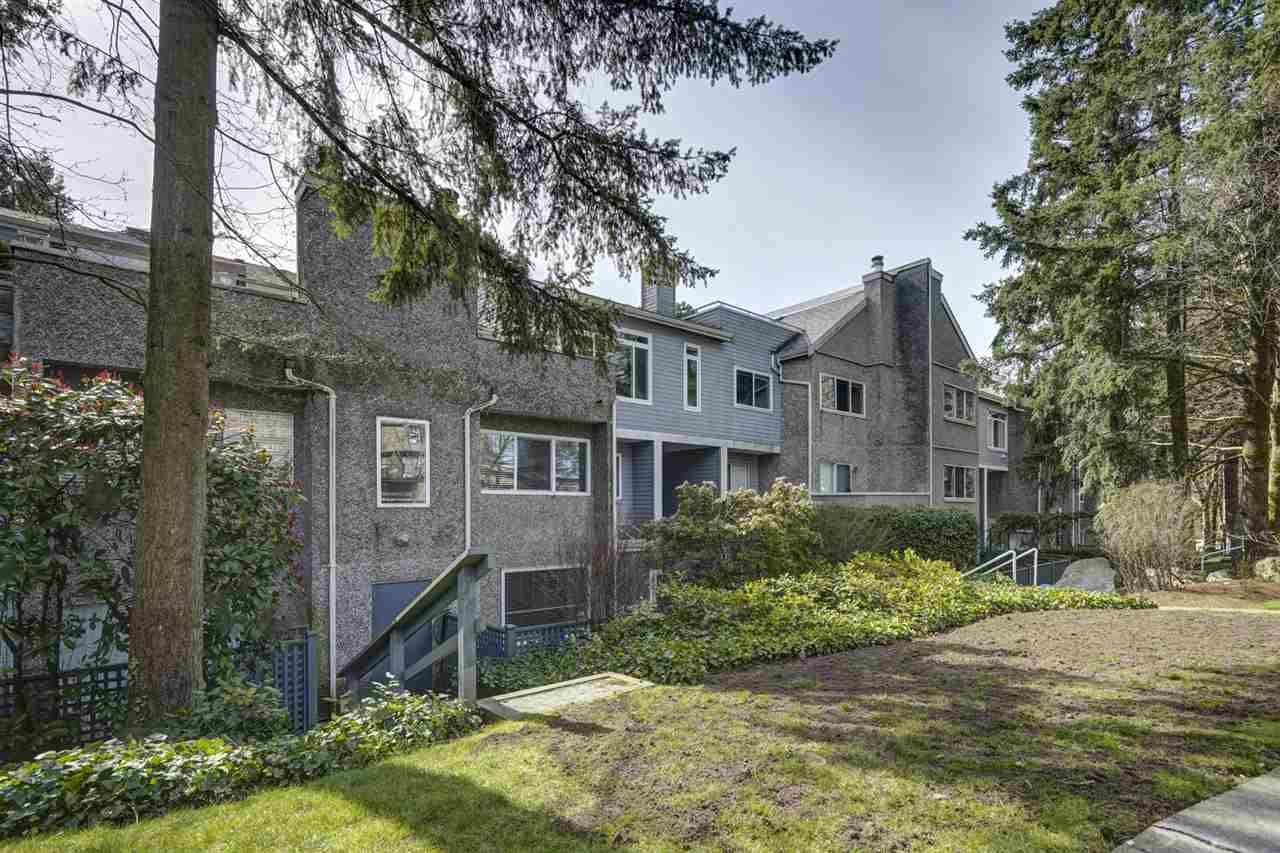 """Main Photo: 3386 MARQUETTE Crescent in Vancouver: Champlain Heights Townhouse for sale in """"CHAMPLAIN RIDGE"""" (Vancouver East)  : MLS®# R2468403"""