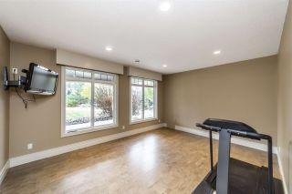 Photo 36: 76 Riverstone Close: Rural Sturgeon County House for sale : MLS®# E4225456
