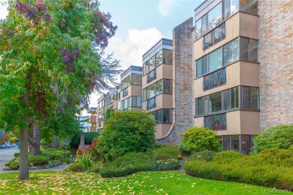 Main Photo: 210 1610 Jubilee Ave in VICTORIA: Vi Jubilee Condo for sale (Victoria)  : MLS®# 826899
