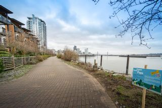 Photo 41: 201 220 SALTER Street in New Westminster: Queensborough Condo for sale : MLS®# R2557447
