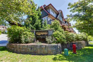 "Main Photo: 22 2000 PANORAMA Drive in Port Moody: Heritage Woods PM Townhouse for sale in ""MOUNTAINS EDGE"" : MLS®# R2281563"
