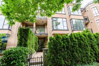 Main Photo: 152 2175 SALAL Drive in Vancouver: Kitsilano Condo for sale (Vancouver West)  : MLS®# R2593059