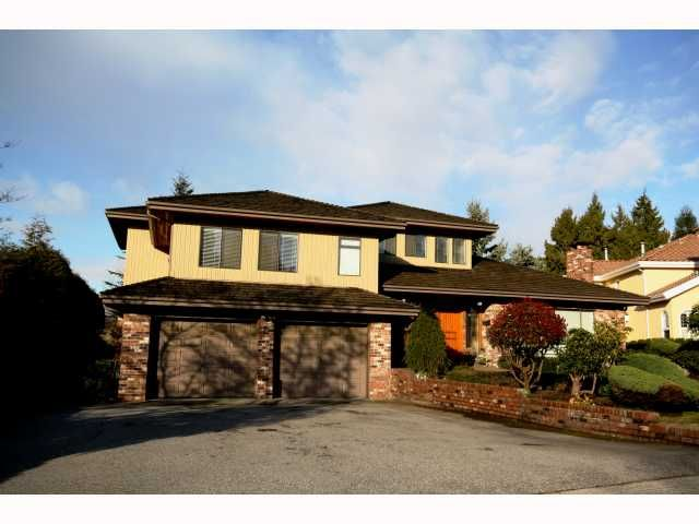 "Main Photo: 6404 CHARING Court in Burnaby: Buckingham Heights House for sale in ""Buckingham Heights"" (Burnaby South)  : MLS®# V814427"