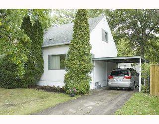 Photo 1: 528 OAKENWALD Avenue in WINNIPEG: Fort Garry / Whyte Ridge / St Norbert Single Family Detached for sale (South Winnipeg)  : MLS®# 2715905