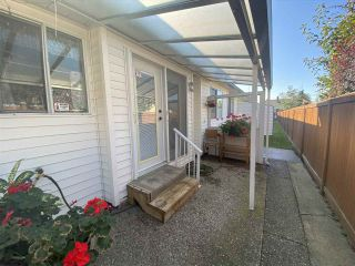 Photo 15: 111 9344 WOODBINE STREET in Chilliwack: Chilliwack E Young-Yale Townhouse for sale : MLS®# R2507540