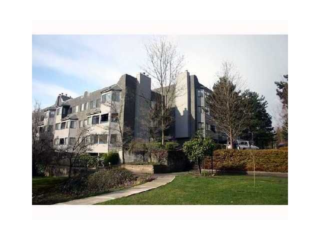 """Main Photo: 406 9890 MANCHESTER Drive in Burnaby: Cariboo Condo for sale in """"BROOKSIDE COURT"""" (Burnaby North)  : MLS®# V829892"""