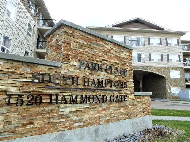 FEATURED LISTING: 312 - 1520 HAMMOND Gate Edmonton