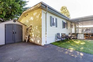Photo 28: 41 145 KING EDWARD STREET in Coquitlam: Maillardville Manufactured Home for sale : MLS®# R2479544