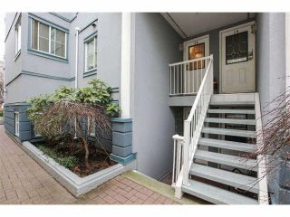"Photo 5: 20 877 W 7TH Avenue in Vancouver: Fairview VW Townhouse for sale in ""EMERALD COURT"" (Vancouver West)  : MLS®# V1111348"