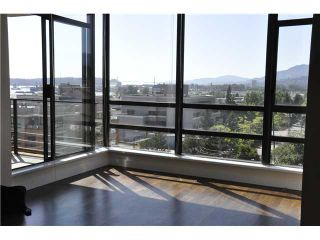 """Photo 4: 706 170 W 1ST Street in North Vancouver: Lower Lonsdale Condo for sale in """"ONE PARK LANE"""" : MLS®# V1016592"""