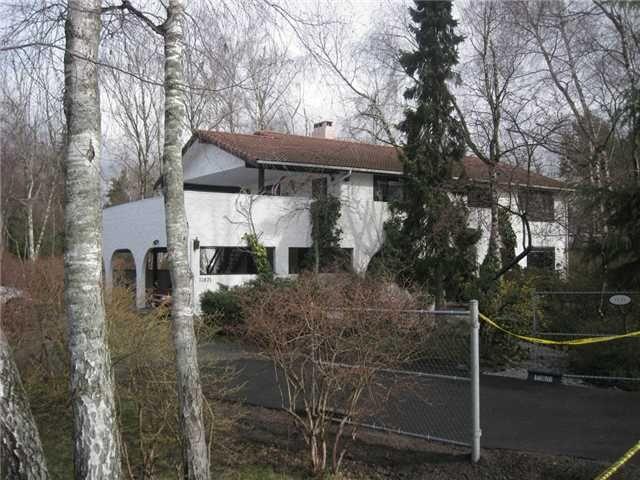 Main Photo: 11871 GRANVILLE AV in Richmond: McLennan House for sale : MLS®# V871610