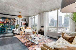 """Photo 2: 703 1055 HOMER Street in Vancouver: Yaletown Condo for sale in """"DOMUS"""" (Vancouver West)  : MLS®# R2625020"""