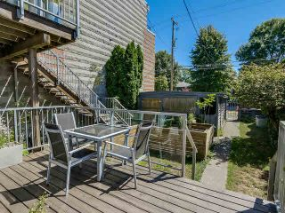 "Photo 18: 3649 W 17TH Avenue in Vancouver: Dunbar Townhouse for sale in ""Dunbar"" (Vancouver West)  : MLS®# V1131418"