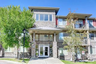 Photo 1: 208 22 Panatella Road NW in Calgary: Panorama Hills Apartment for sale : MLS®# A1134044
