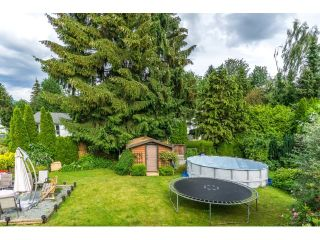 """Photo 16: 34564 HURST Crescent in Abbotsford: Abbotsford East House for sale in """"Robert Bateman"""" : MLS®# R2075159"""